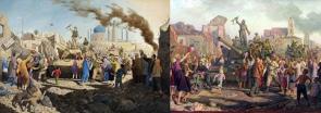 САНДОУ БИРК (Sandow Birk)- современный американский художник.