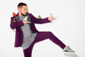 MONATIK - Vitamin D / Justin Timberlake - Like I Love You