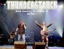 AC/DC - Thunderstruck. Rage against the machine - Renegates of funk. Дискотека Авария - Банда.