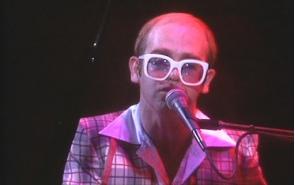 Elton John - Sorry Seems To Be The Hardest Word - 1976. Женя Белоусов - Облако волос.